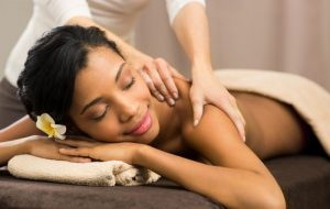 Black Lady Getting Massage Comp Crop