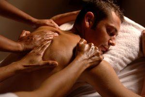 Spa Four Hand Massage