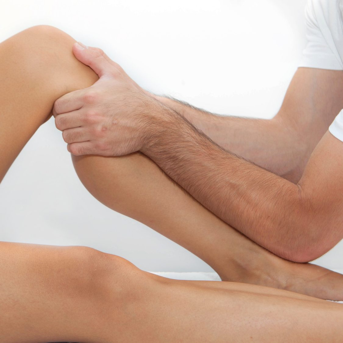 Therapeutic Leg Massage